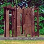 2000, 10 mei Ypenburg, Herdenking gevallenen
